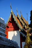 Chiang Mai, Thailand: Wat Mulan — Stock Photo
