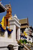 Bangkok, Thailand: Wat Boworniwet — Stock Photo