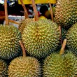 Stock Photo: Bangkok, Thailand: DuriFruits at Or Tor Kor Market