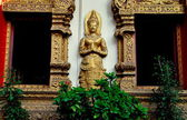 Chiang Mai, Thailand: Khong Figure at Wat Phra On — Stock Photo