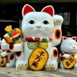 Stock Photo: Bangkok, Thailand: Hello Kitty Artwork at Gateway Shopping Center