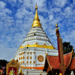 Chiang Mai, Thailand  Wat Chang Yuen Chedi — Stock Photo