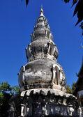 Chiang Mai, Thailand: Chedi at Wat Ku Tao — Stock Photo