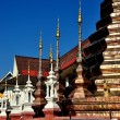 Chiang Mai, Thailand: Wat Phan Tao — Stock Photo