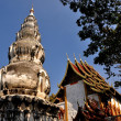Chiang Mai, Thailand:  Wat Ku Tao — Stock Photo