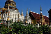 Chiang Mai, Thailand: Wat Saen Feng — Stock Photo