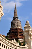 Chiang Mai, Thailand: Great Chedi at Wat Lok Molee — Stock Photo
