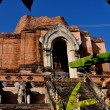 Chiang Mai, Thailand:  Wat Chedi Luang — Stock Photo