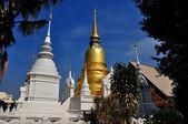 チェンマイ、thaland: ワット ・ ドーイ ・ ステープ — ストック写真