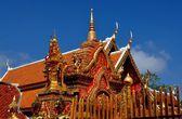 Chiang Mai, Thailand: Wat Doi Suthep — Stock Photo