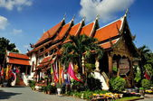 Chiang Mai, Thailand: Wat Ket Karem — Stock Photo