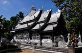 Chiang Mai, Thailand: Wat Sri Suphan — Stock Photo
