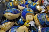 Bangkok, Thailand: Frozen Butterball Turkes at Central Chitlom Food Hall — Stock Photo