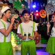 Постер, плакат: Bangkok Thailand: Entertainers at Amarin Shopping Center