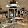 Stock Photo: Bangkok, Thailand: Cosmetics Boutiques at Central Chitlom Shopping Center