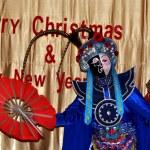Bangkok, Thailand: Magician Performing Christmas Eve Show at Hotel — Stock Photo