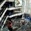 Bangkok, Thailand: Atrium at Terminal 21 Shopping Centre — Stock Photo #38401771