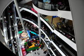 Bangkok, Thailand: Terminal 21 Shopping Center — Stock Photo