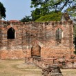 Stock Photo: Lopburi, Thailand: Royal Warehouse Ruins at King Narai's Palace