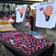 Bangkok, Thailand: Operation Shut Down Bangkok Souvenirs — Foto de Stock