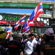 Bangkok, Thailand: Operation Shut Down Bangkok Demonstrators — Stock Photo #38893743