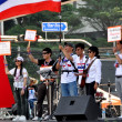 Bangkok, Thailand: Operation Shut Down Bangkok Demonstrators — Stock Photo #38958301