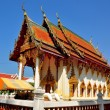 Pattaya, Thailand: ViharHall at Wat Chai Mongkhon — Stock Photo #39599433