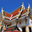 Pattaya, Thailand: Temple Pavilion at Wat Chai Mongkhon — Stock Photo #39599955