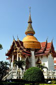 Pattaya, Thailand: Ubosot Hall at Wat Chai Mongkhon — Stock Photo