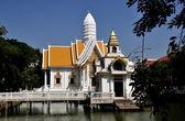 Pattaya, Thailand: Temple Pavilion at Wat Chai Mongkhon — Photo