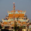 Stock Photo: Bang Saen, Thaland: XuTiShang Di Fo Zhu Miao Chinese Temple