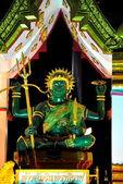 Bangkok, Thailand: Jade Buddha Shrine on Sukhamvit Road — Stock Photo