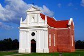 St. mary's stad, maryland: katholieke kapel — Stockfoto