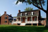 Thomas Stone National Historic Site at Port Tobacco, MD — Stock Photo