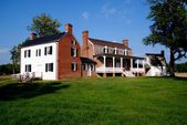 Thomas Stone National Historic Site in Port Tobacco, MD — Stock Photo