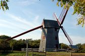 1746 Old Mill on Nantucket, Massachusetts — Stock Photo
