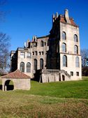 Doylestown, Pennsylvania: 1910 Fonthill Mansion — Stock Photo