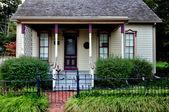 Petersburg, Illinois: Home of Poet Edgar Lee Masters — Stock Photo