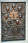 Arlington, VA: Space Shuttle Challenger Memorial — Stock Photo