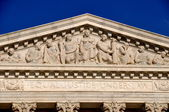 Washington, DC: U. S. Supreme Court — Stock Photo