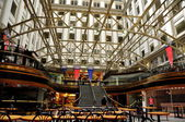 Washington, DC: Atrium of Old Post Office — 图库照片