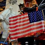 Washington, DC: Lunar Lander Exhibit at NASA Museum — Stock Photo #45105587