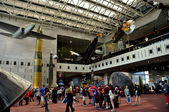 Washington, DC: NASA Museum — Stock Photo
