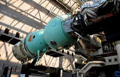 Washington, DC: Soyuz Orbiter at NASA Museum — Stock Photo