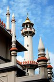 Singapore: Masjid Sultan Singapura Mosque — Stock Photo