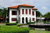 Singapore: Malay Heritage Centre — 图库照片