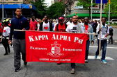NYC: AIDS Walk 2014 — Stock Photo