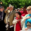 NYC: Memorial Day Holiday Ceremonies — Stock Photo #46975665