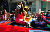 NYC: 2014 Gay Pride Parade — ストック写真