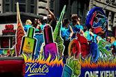 ニューヨーク: 2014 ゲイ プライド パレード — ストック写真